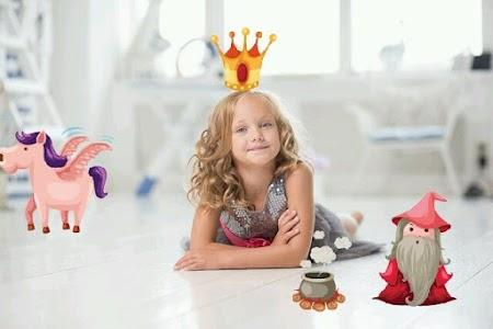 Kid Princess Camera screenshot 1