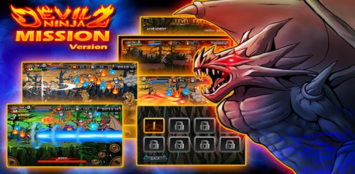 Devil Ninja2(Mission) apk