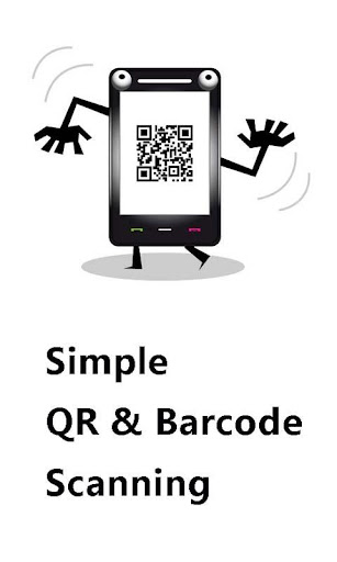Simple QR Barcode scanning