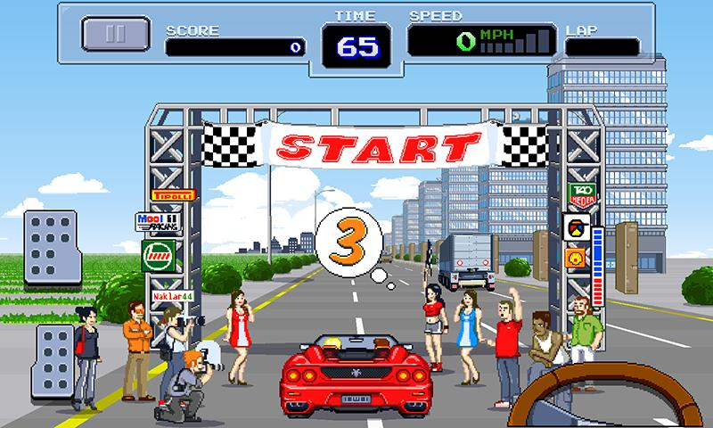 Final Freeway 2R- screenshot