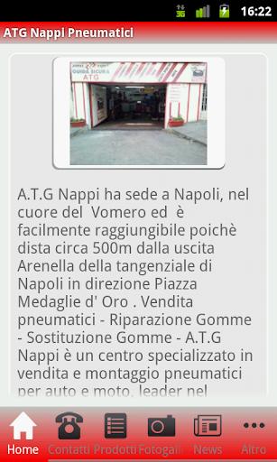 ATG Nappi Pneumatici