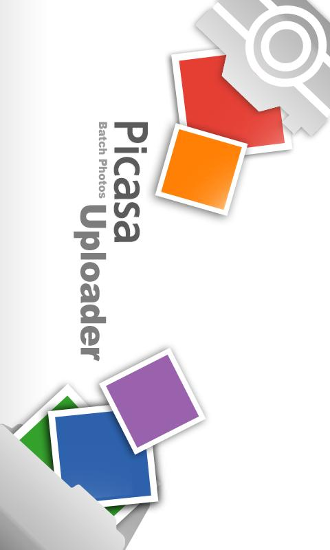 Batch Uploader-Picasa(Lite) - screenshot