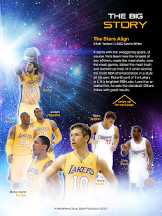 Inside The Lakers - screenshot thumbnail