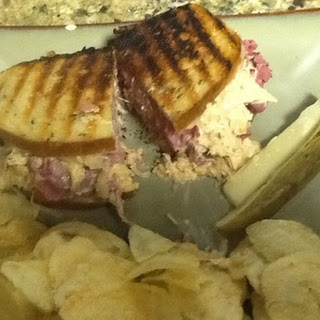 Reuben Sandwiches