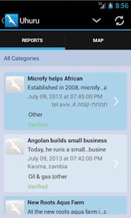 Uhuru - screenshot thumbnail