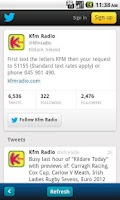 Screenshot of Kfm
