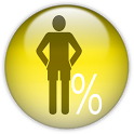 Accurate Body Fat Calculator icon