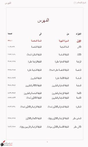 تاريخ الإسلام - الكتاب الأول