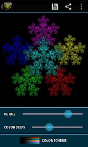 Fractal Designer screenshot 5