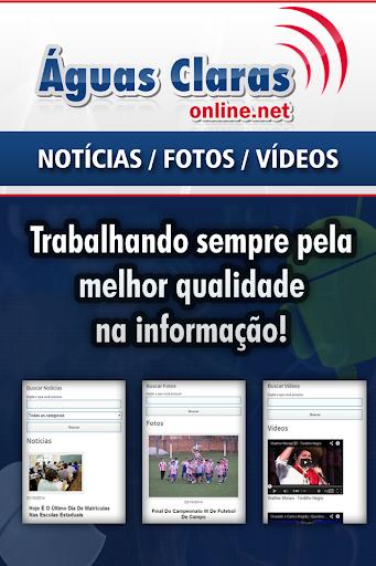 Rádio Aguas Claras Online