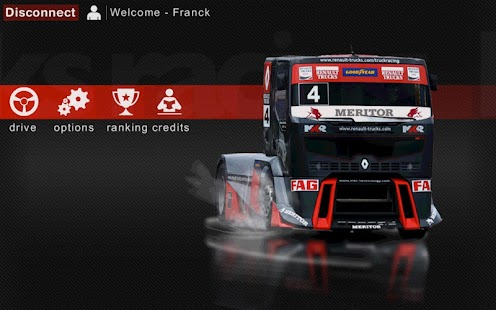 Renault Trucks Racing – Vignette de la capture d'écran