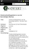 Screenshot of Go2War2.nl Mini