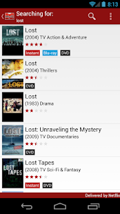 MyQ For Netflix - screenshot thumbnail