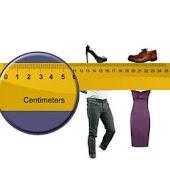 Dresses Shoe Size Converter