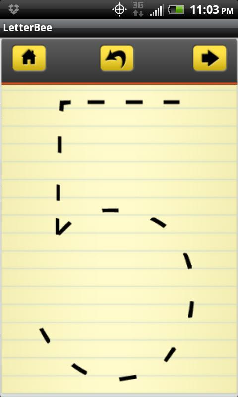 LetterBee- screenshot