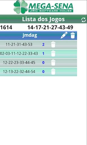 【免費娛樂App】JRC Mega Sena-APP點子