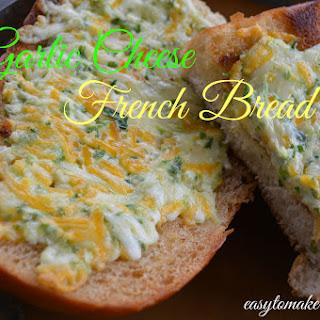 Garlic Cheese French Bread