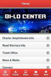BI-LO Center - screenshot thumbnail