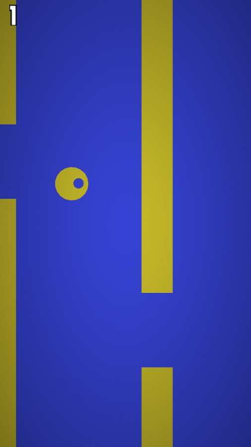 Flappy Colour- screenshot