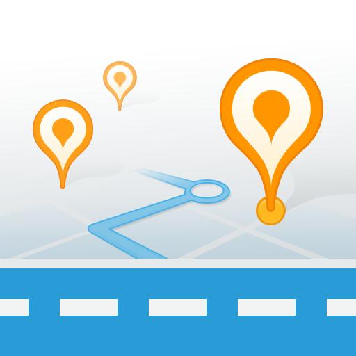 畅行离线地图 LOGO-APP點子