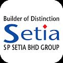 S P Setia logo