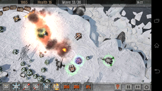 Defense zone 2 HD Lite - screenshot thumbnail