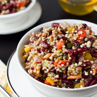 Energizing Protein Power Salad.