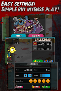 Call of the Dead-Zombie Alarm! - screenshot thumbnail