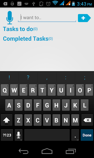My Tasks- screenshot thumbnail