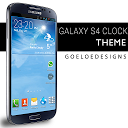 Galaxy S4 clock mobile app icon