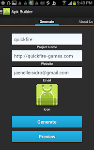 Apk Builder- screenshot thumbnail