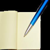 A1 Notes - Notes Organiser