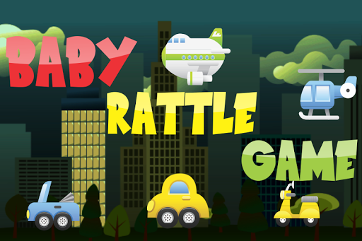 Car Rattle Baby Game