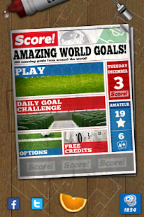 Score! World Goals - screenshot thumbnail