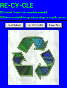 RECYCLING BIN- screenshot thumbnail