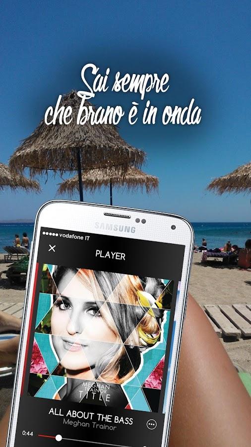 Radio Deejay - screenshot