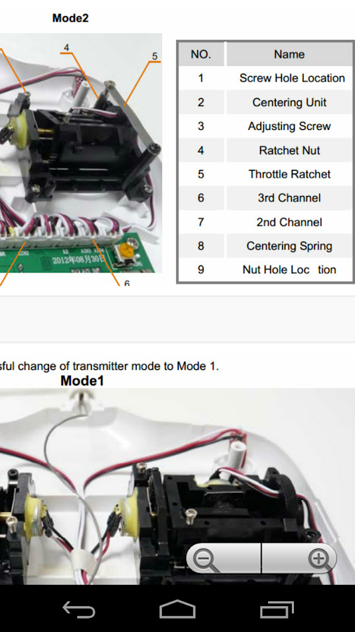 DJI Phantom Transmitter Free - screenshot