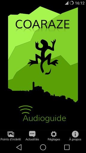 Coaraze Audioguide