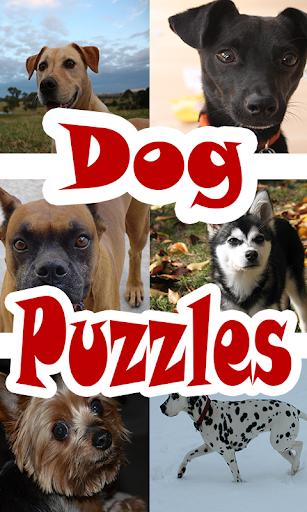 Sliding Dog Puzzles