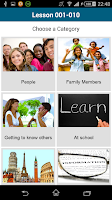 Screenshot of Learn Romanian - 50 languages