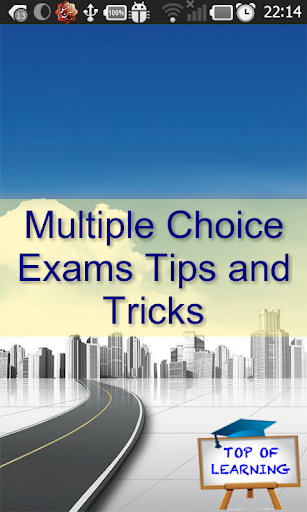 How to succeed Quiz MCQ Exam