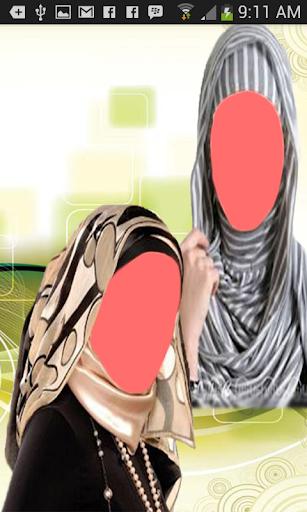 مونتاج صور حجاب المرأة 2015