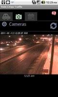 Screenshot of Twin Cities Traffic & Camera