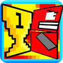 Line Jump Run X : Robot Dash icon