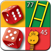 Snakes and Ladders - Ludo Free