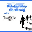 Relationship Market with Email logo
