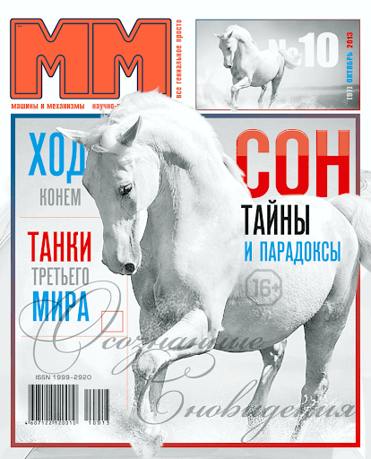 ЖУРНАЛ «ММ» №10 2013