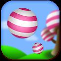 百度主题童话糖果 logo