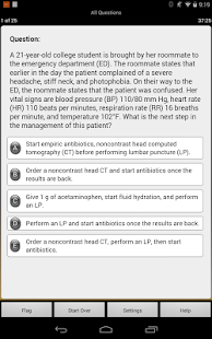 Emergency Medicine PreTest - screenshot thumbnail