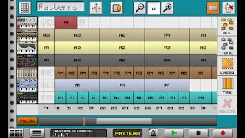 Screenshot of Caustic 3